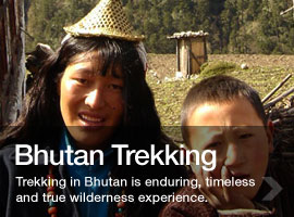 Trekking in Bhutan, Bhutan Trekking.