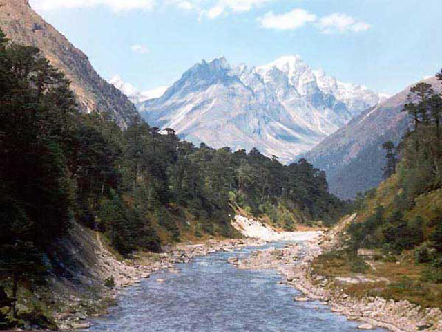 Sikkim Places Attractions History Photos
