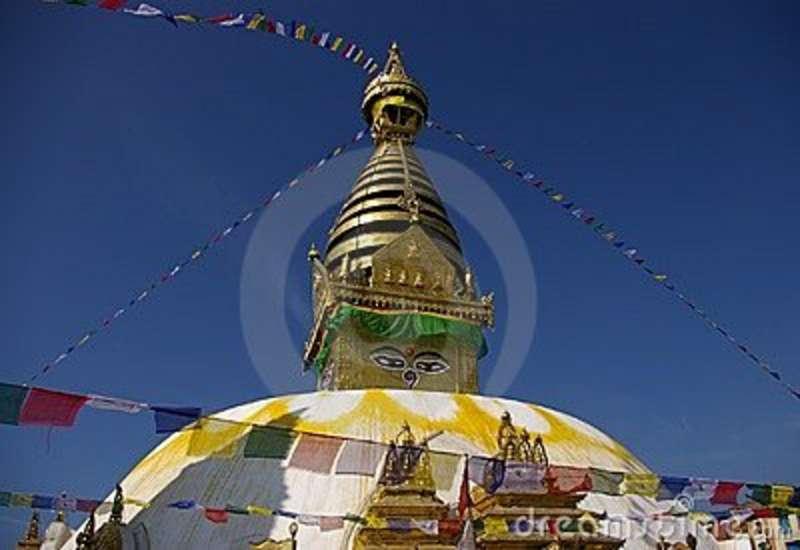 Swayambhunath Stupa (Kathmandu)