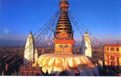 swayambhunath (Kathmandu)