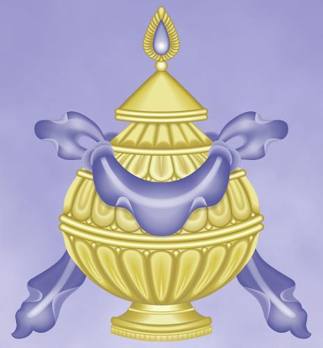 Bumpa- Treasure Vase