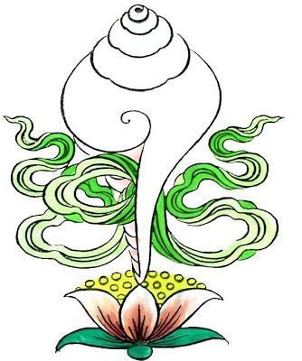 Dungkhar - Conch Shell