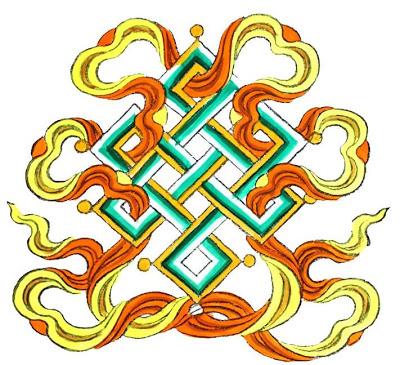 Palbheu (Endless Knot)