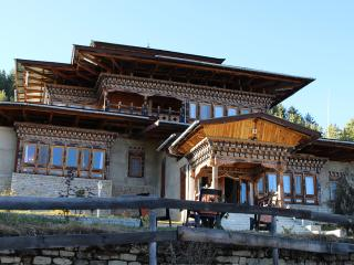 chumey resort in Chumey, Bumthang