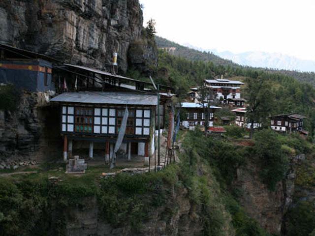 Dzongdrakha Monasteries