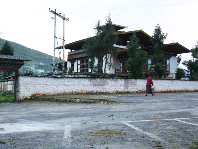 Tsongdu Temple in Paro town