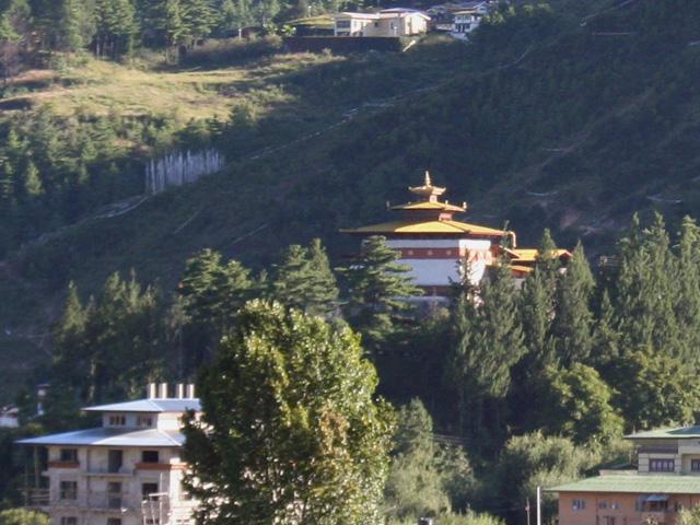 Changangkha Temple