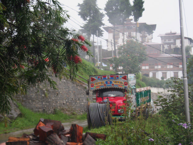Zhemgang Dzong