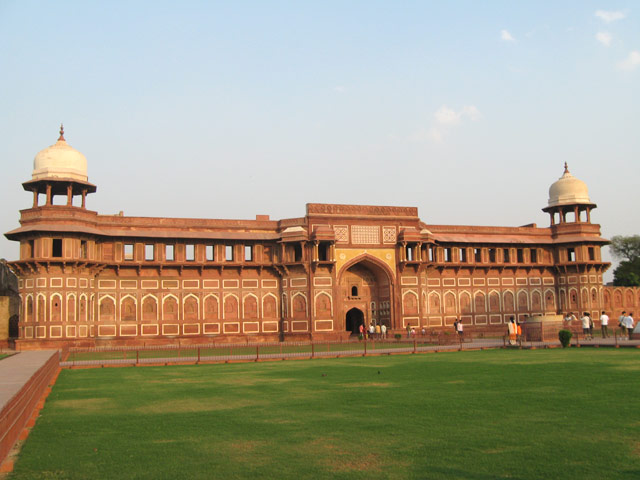 Red Fort-Agra