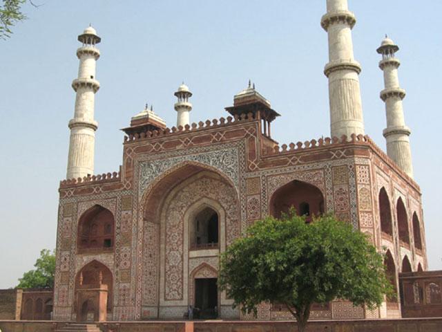 Itimad-ud-Daulah Tomb, Agra