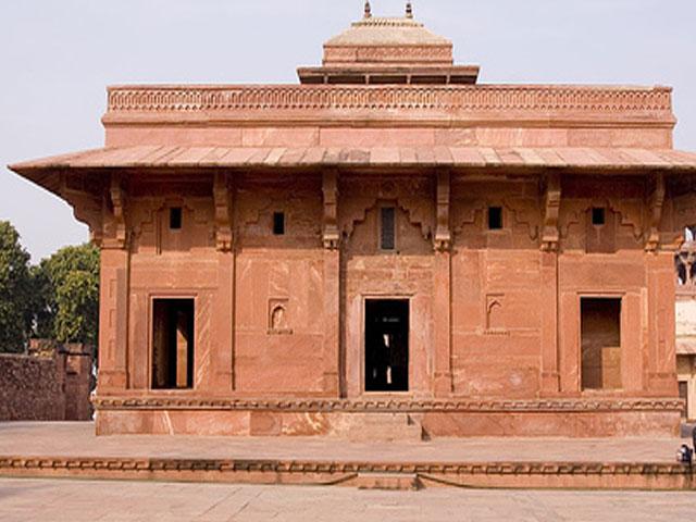 Mariam's Tomb, Agra