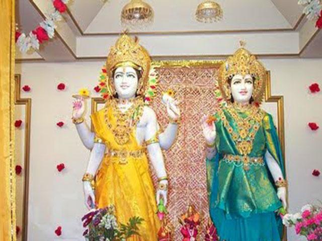 Birla Temple, New Delhi