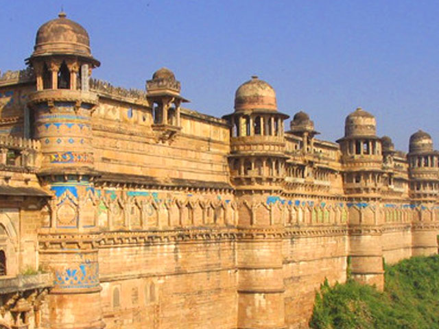 The Fort, Gwalior