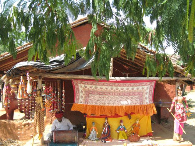 Shilp Gram, Udaipur