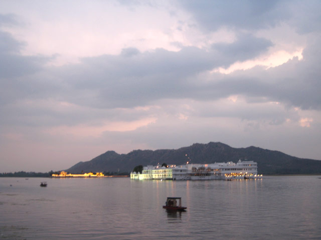 Lake Palace-Udaipur