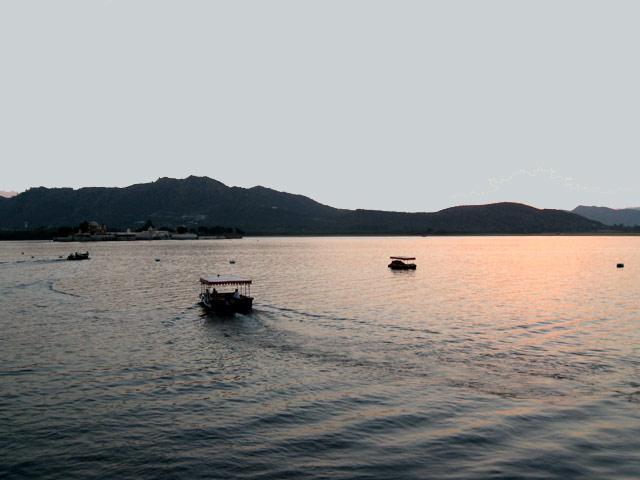 Lake Pichola-Udaipur