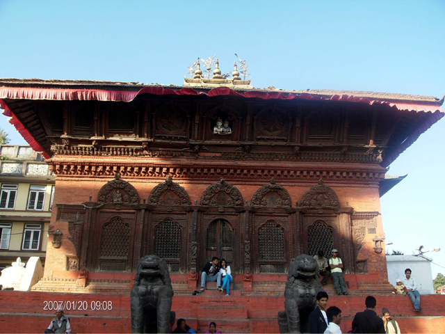 Shiva Parbati Temple