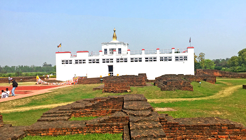 Lummbini - The Birth Placce of Buddha