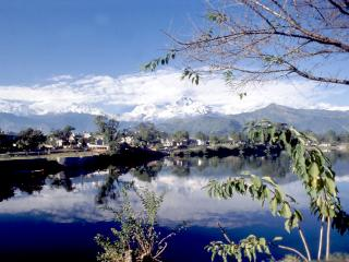 The Lakeside in Pokhara