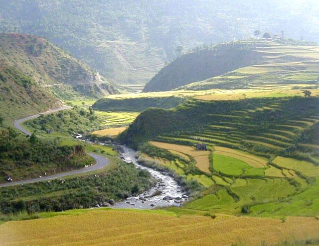 Mongar to Trashigang