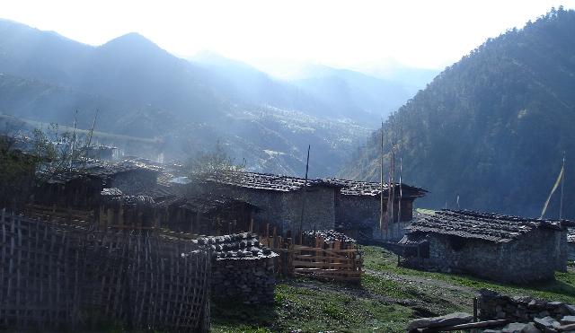 Merak Sakten Village