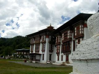 Kurjey Lhakhang Complex