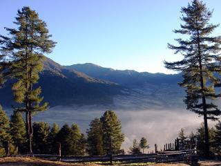 Gangtey in Phobjikha Valley