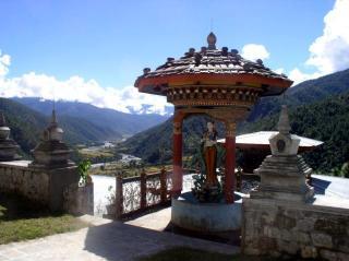 Punakha and Wangdue