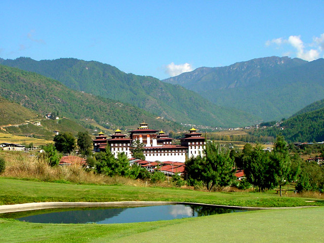 Thimphu Golf Course