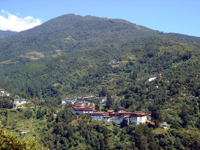 Taa Dzong Trongsa
