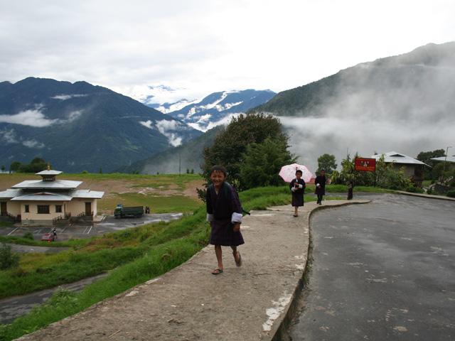 Zhemgang School