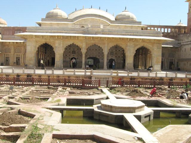 Amber Fort-Jaipur