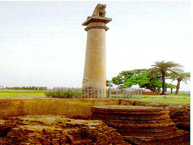 India: Ashokan Pillar, Ashokan Pillar