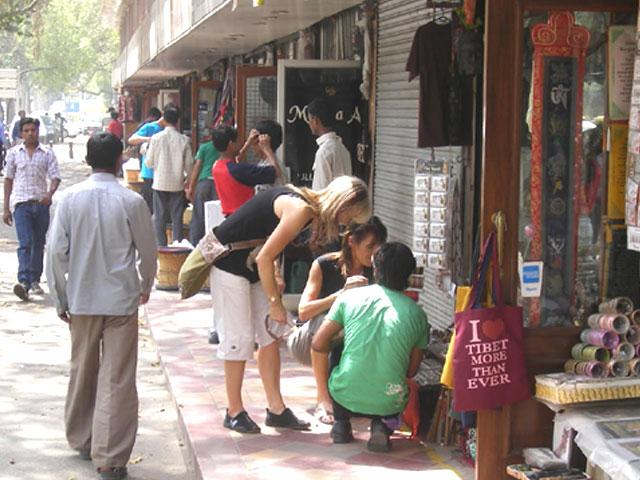 Janpath Lane, New Delhi
