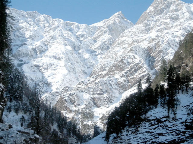 India Manali The Abode Of Manu