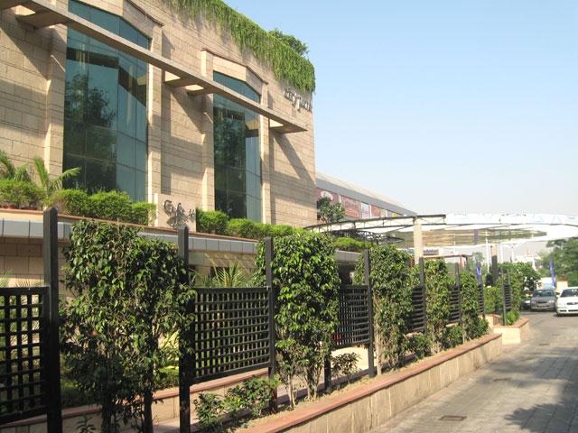 City Park Hotel Pitampura Contact