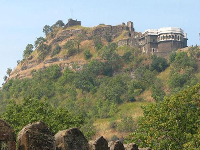 Daulatabad Fort, Aurangabad, Maharashtra, India