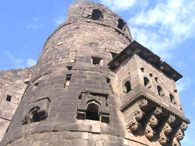 Daulatabad India  City new picture : Daulatabad Fort, Aurangabad, Maharashtra, India