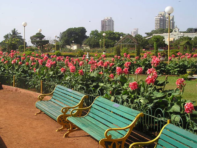 Hanging Gardens Of Mumbai