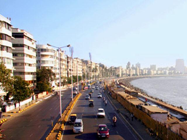 Marine Drive -Mumbai