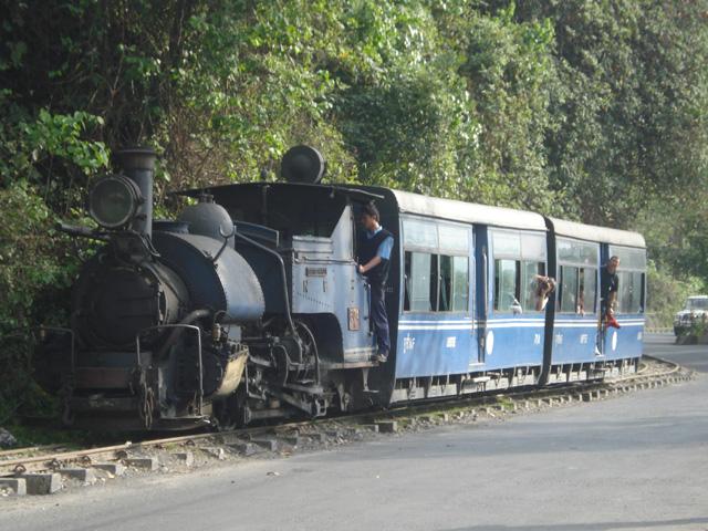 World Heritage -  Darjeeling Toy Train
