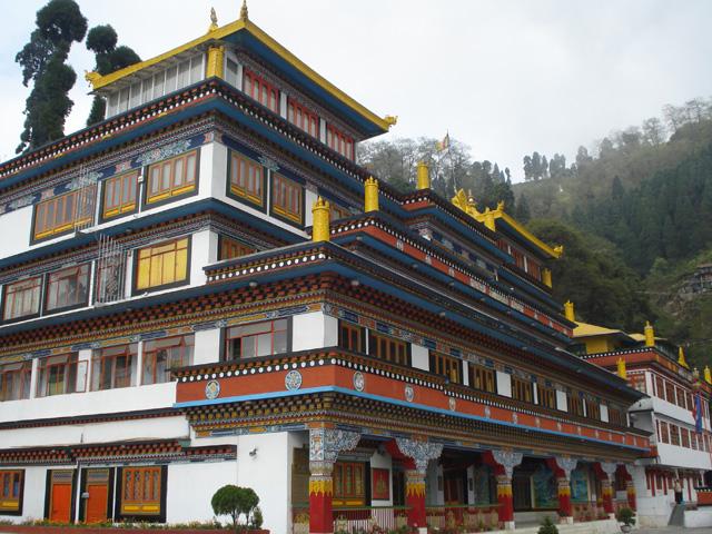 Монастырь Друк Тхуптен Сангаг Чолинг