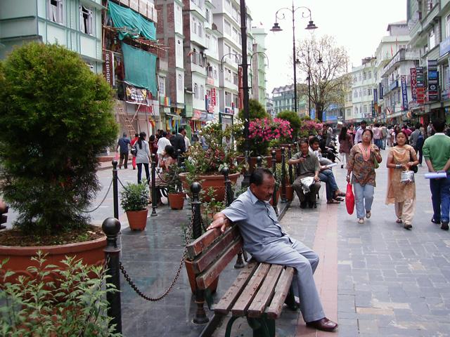 M G Marg Gangtok