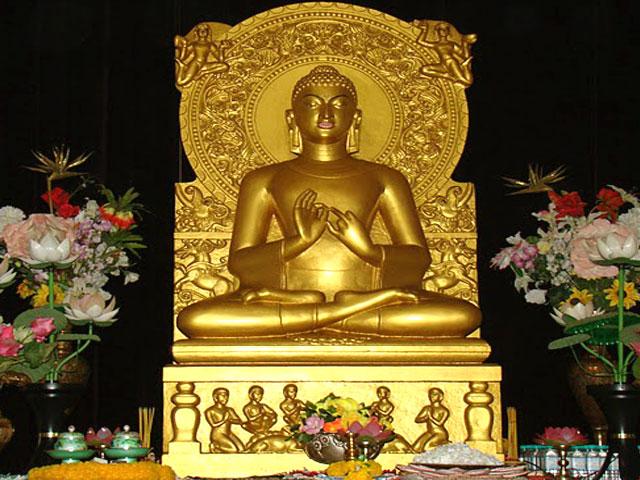 Buddhist Temple, Sarnath