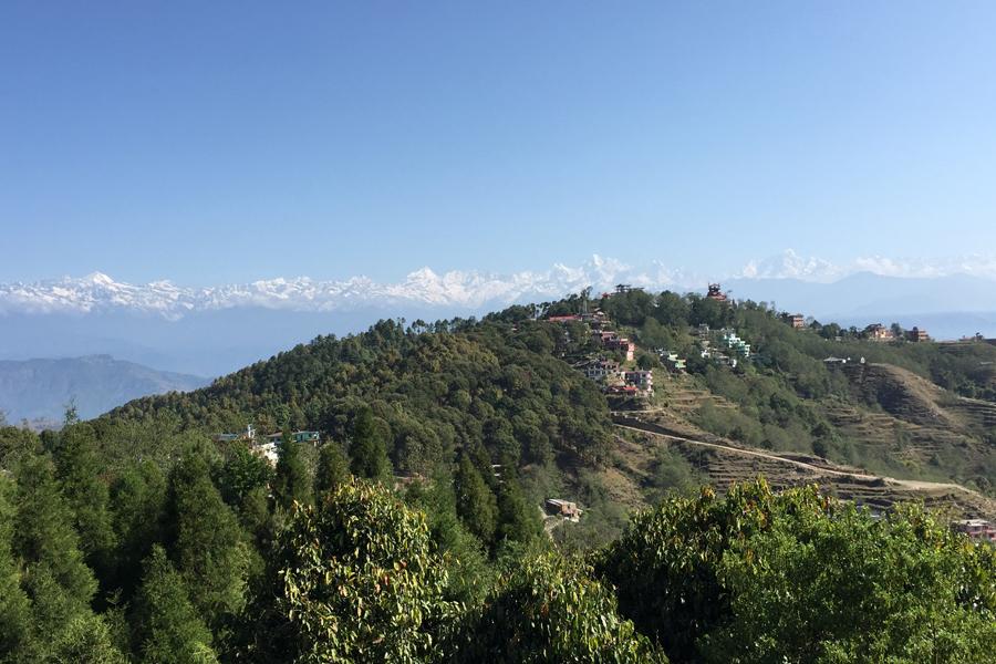 Nagarkot Hill