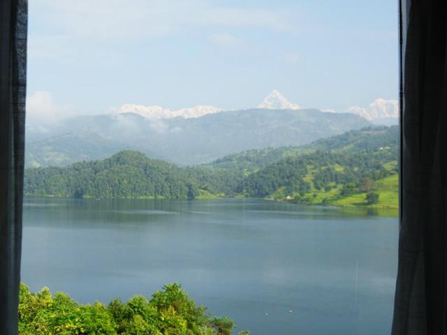 Begnas Lake