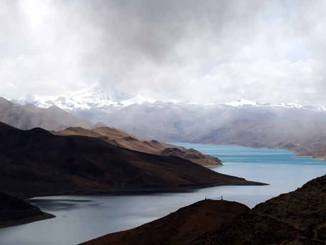 Lhasa to Gyantse via Yamdrok