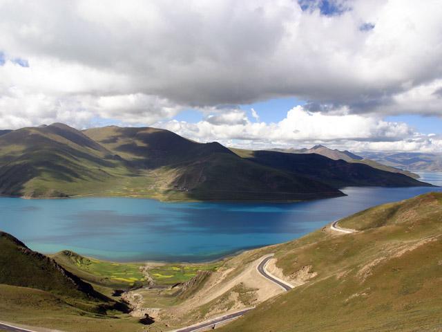 Lhasa to Gyantse Drive