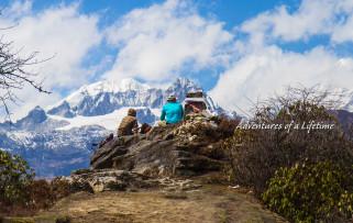 Dzongri Goechala Trek Sikkim