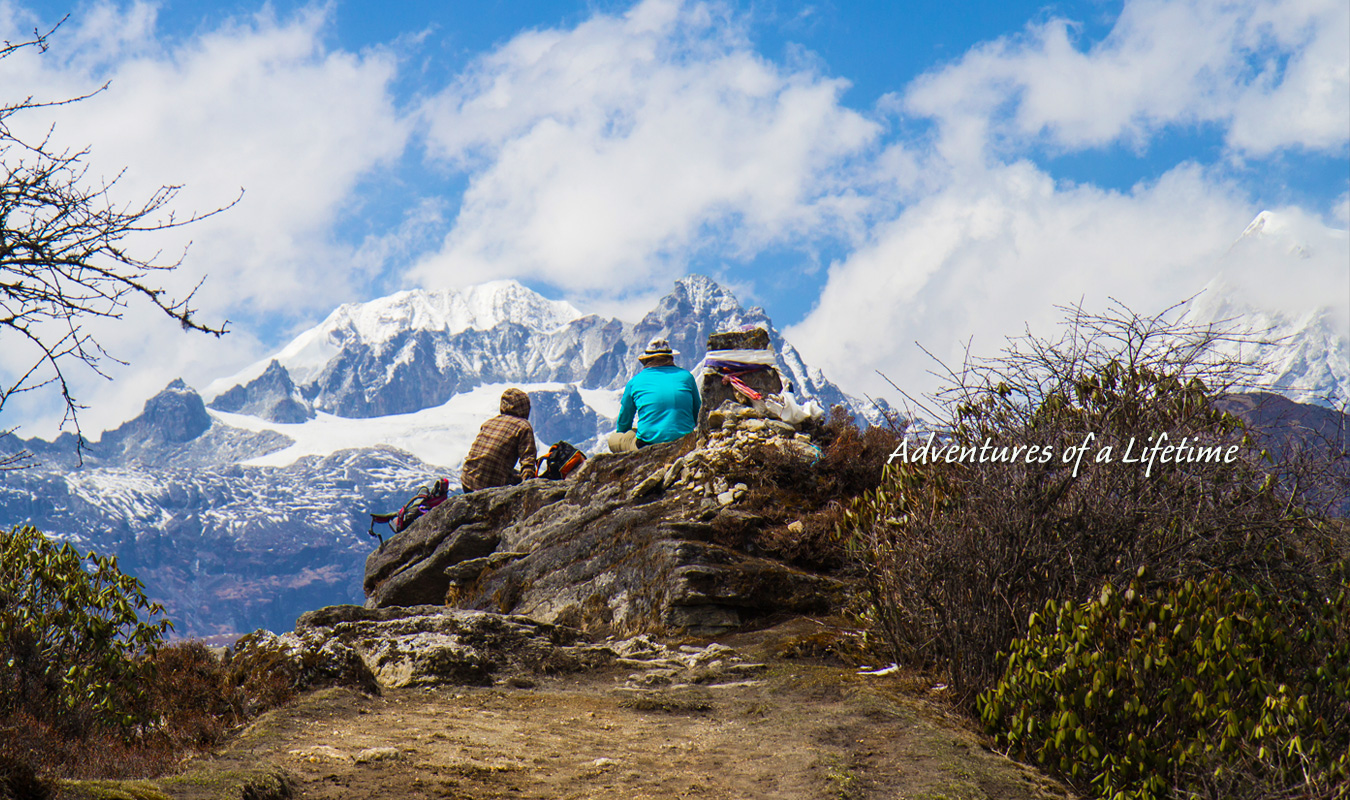 Dzongri & Goecha La Trek Sikkim